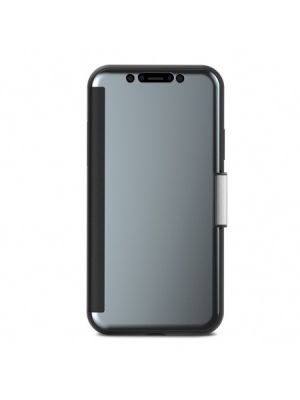 Moshi StealthCover for iPhone X - Gunmetal Gray