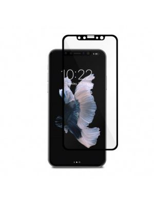Moshi IonGlass for iPhone X - Black
