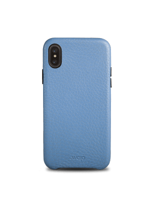 KOŽENÝ KRYT SLIM IPHONE X - floater provence