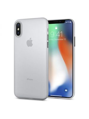 SPIGEN AIRSKIN I iPhone X I Clear